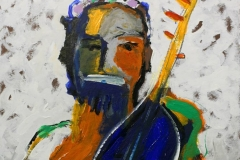 The Guitar Player,