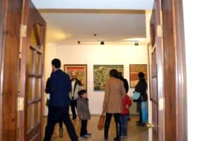 Spaces Palestinian Art Artists Exhibition