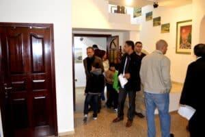 Spaces Palestinian Art Artists Exhibition