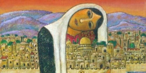 Spaces Palestinian Art Artists Banner