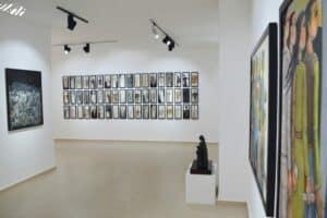"""Narratives"" Palestinian Art Opening"