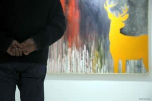 """""""Crossroads Collective"""" opening"""