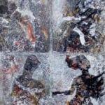 Survivals, 2016, acrylic on canvas, 160 x 120 cm