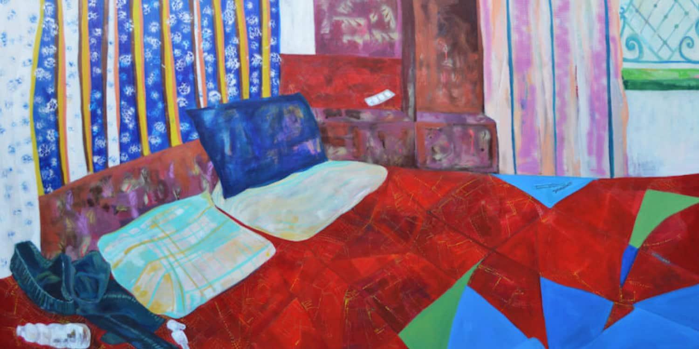 Rana Samara Art Dubai Banner