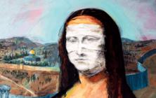 Mohamed Khalil Jerusalem Mona Lisa