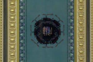 Mahdi Baraghithi, Frame #3, 2015, mixed media, 41 x 32.5 cm