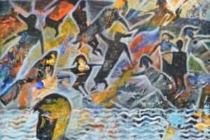 Galleries at MAS, Taysser Barakat