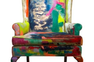 Rana Samara, Arm Chair, 2017