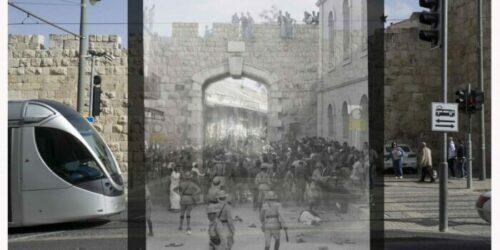 Jack Persekian Palestinian Artist Banner