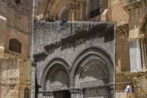 Jack Persekian, Holy Sepulcher 1917 I, 2018, Fine Art Paper, 50 × 38 cm