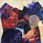 Untitled, 1999, oil on canvas, 158 x 230 cm