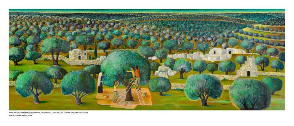 Harvest by Nabil Anani
