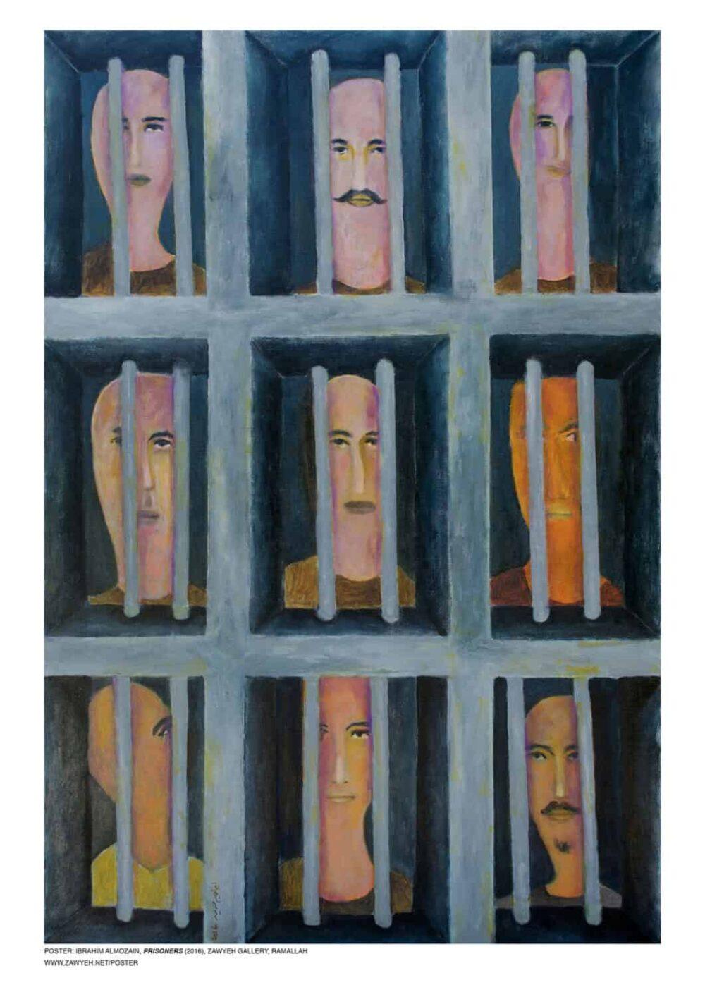 Prisoners by Ibrahim Mozain