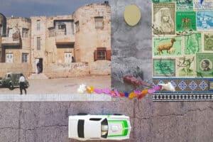 Exhibition on Resilience, Wafa Hourani