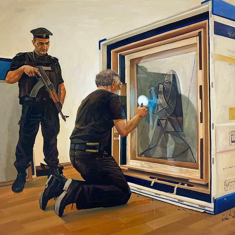 Zawyeh Gallery at Art Dubai | Booth E6 Madinat Jumeirah, 25 - 28 March 2020 [POSTPONED]