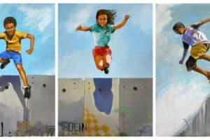 Exhibition on Resilience, Khaled Hourani