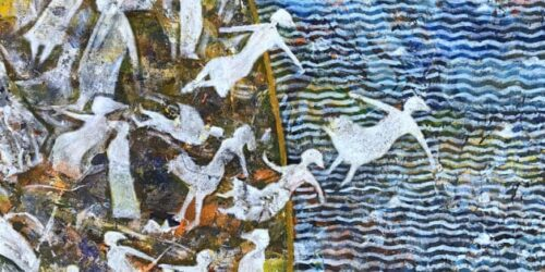 Tayseer Barakat Shoreless Sea Press