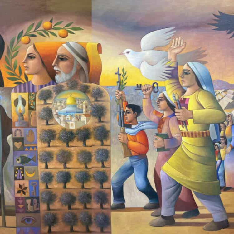 Palestinian Art: Resilience