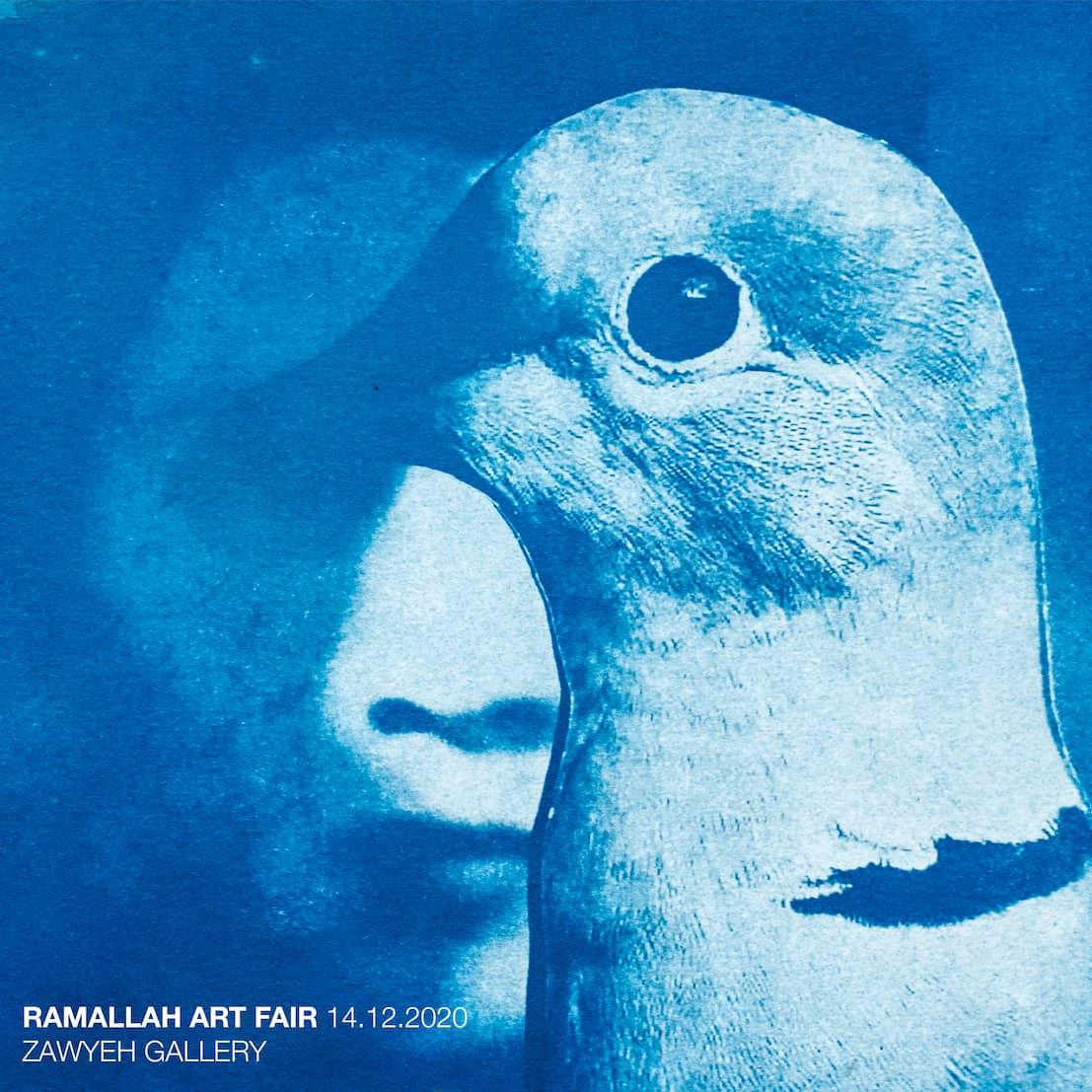ramallah art fair, palestinian artists