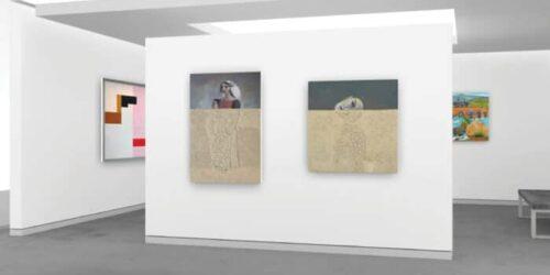 Zawyeh Gallery at Abu Dhabi Art