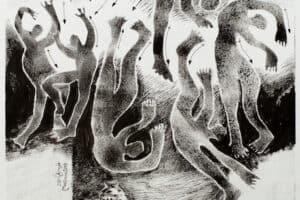 Maisara Baroud Gaza Artist Palestine