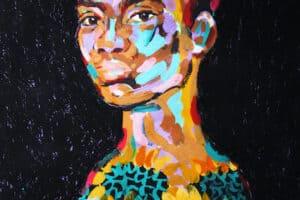 Asma Ghanem Palestinian Artist